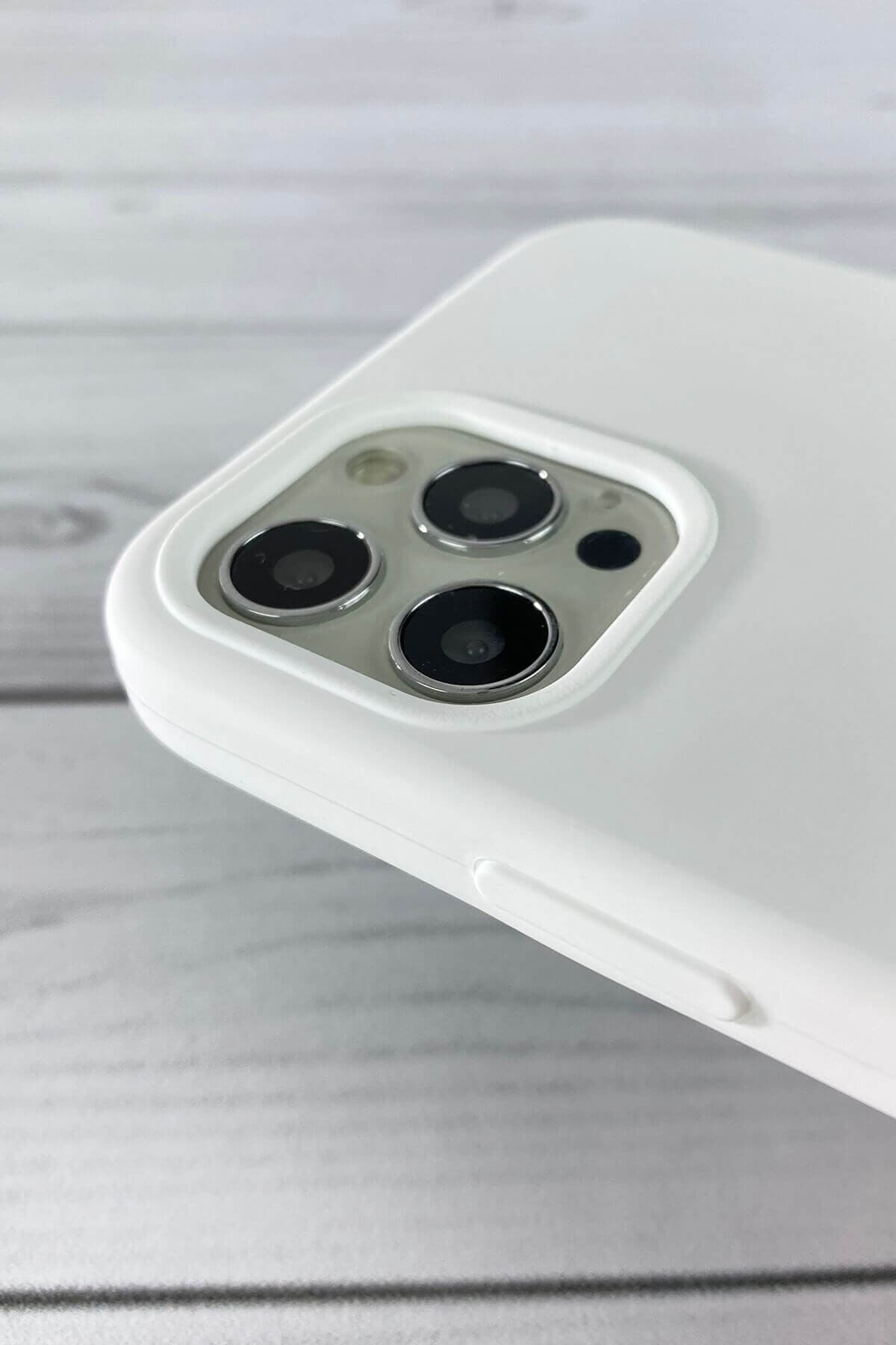 Iphone Beyaz Lansman Kılıf 12/12 Pro