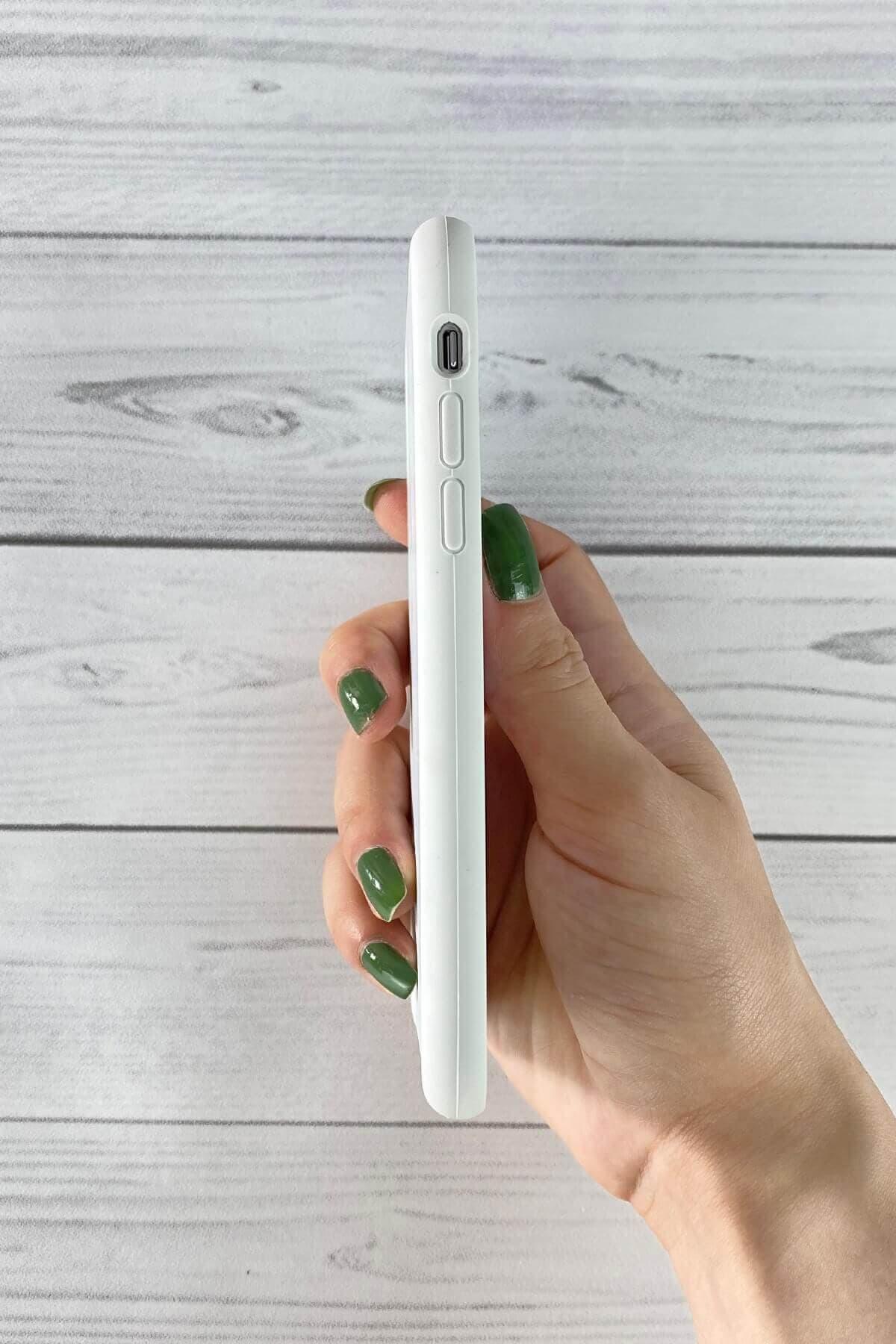 Iphone Beyaz Lansman Kılıf X/Xs