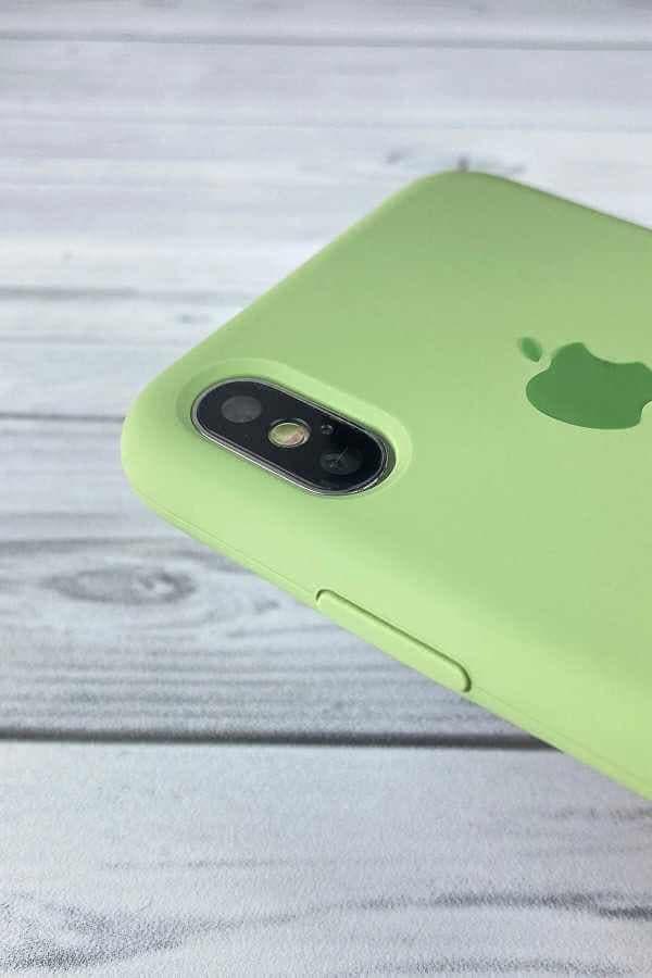 Iphone Fıstık Yeşili Lansman Kılıf Xs-max