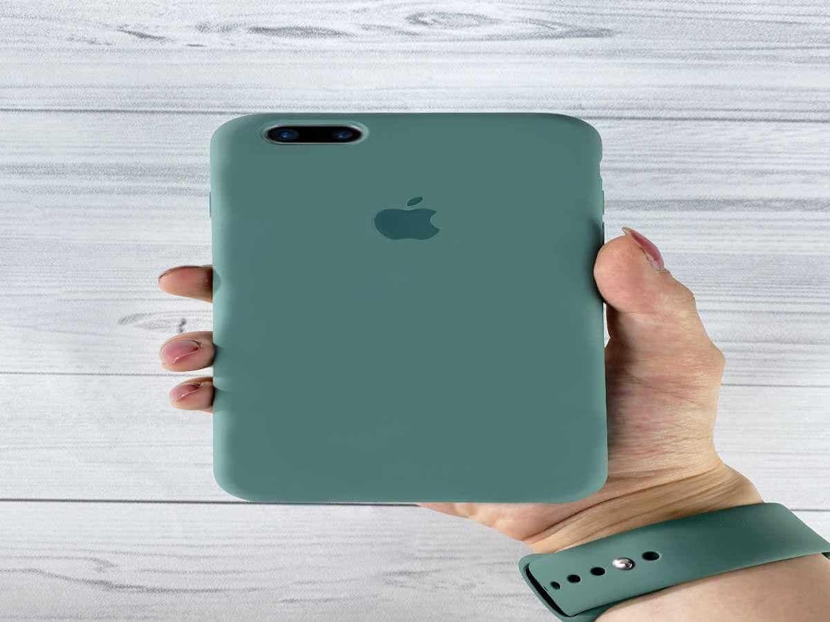 Iphone Zümrüt Yeşili Lansman Kılıf 6/6s Plus