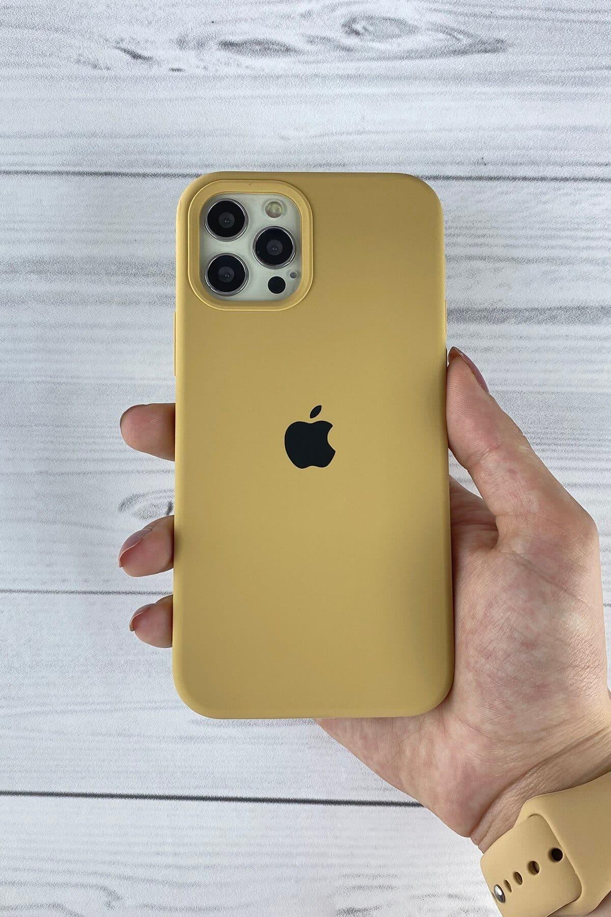 Iphone Camel Lansman Kılıf 12 Promax