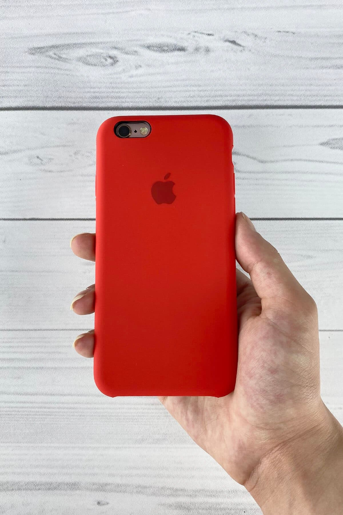 Iphone Kırmızı Lansman Kılıf 6/6s