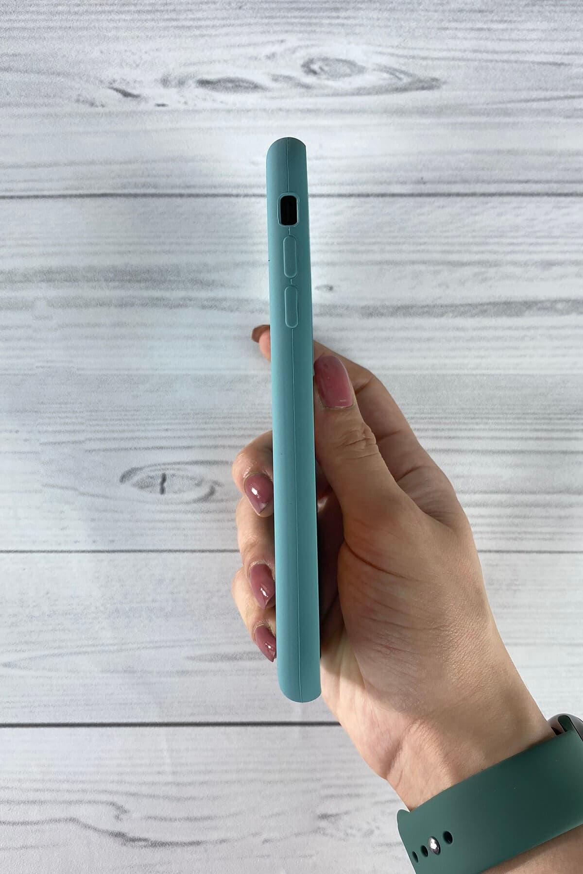 Iphone Zümrüt Yeşili Lansman Kılıf Xr