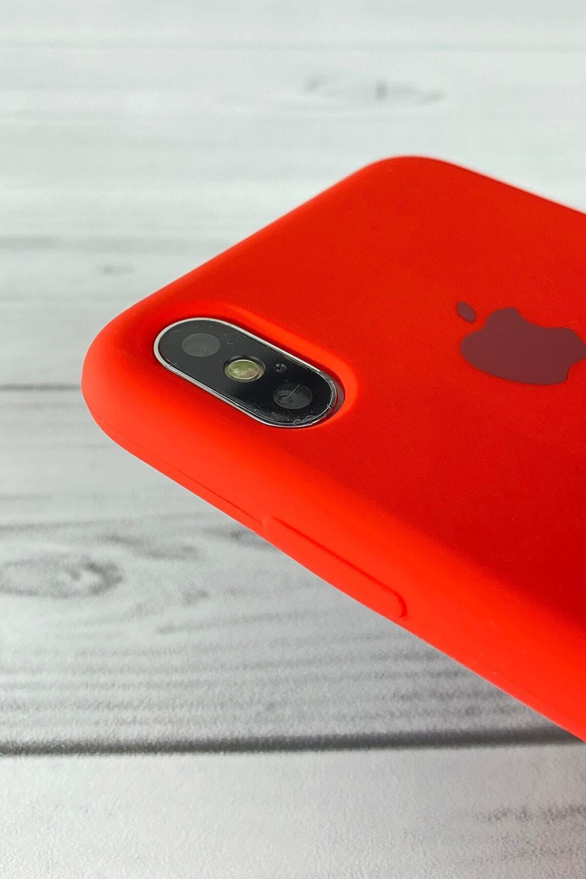 Iphone Kırmızı Lansman Kılıf Xs-max