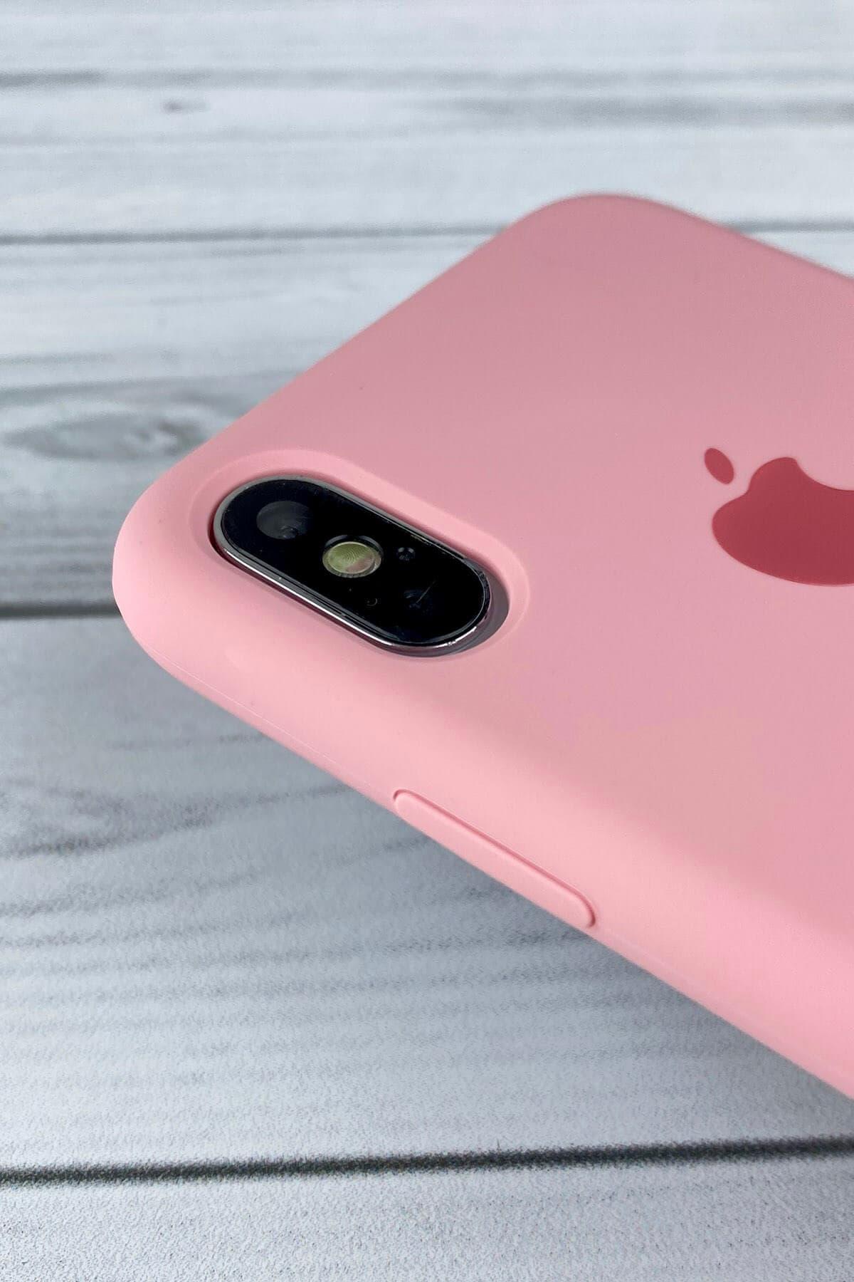 Iphone Pembe Lansman Kılıf Xs-max