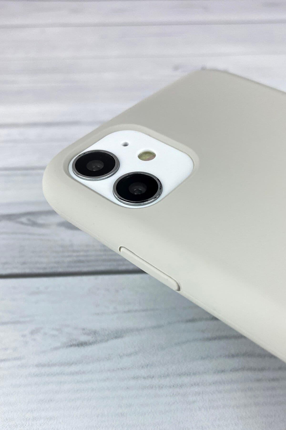 Iphone Gri Lansman Kılıf 11