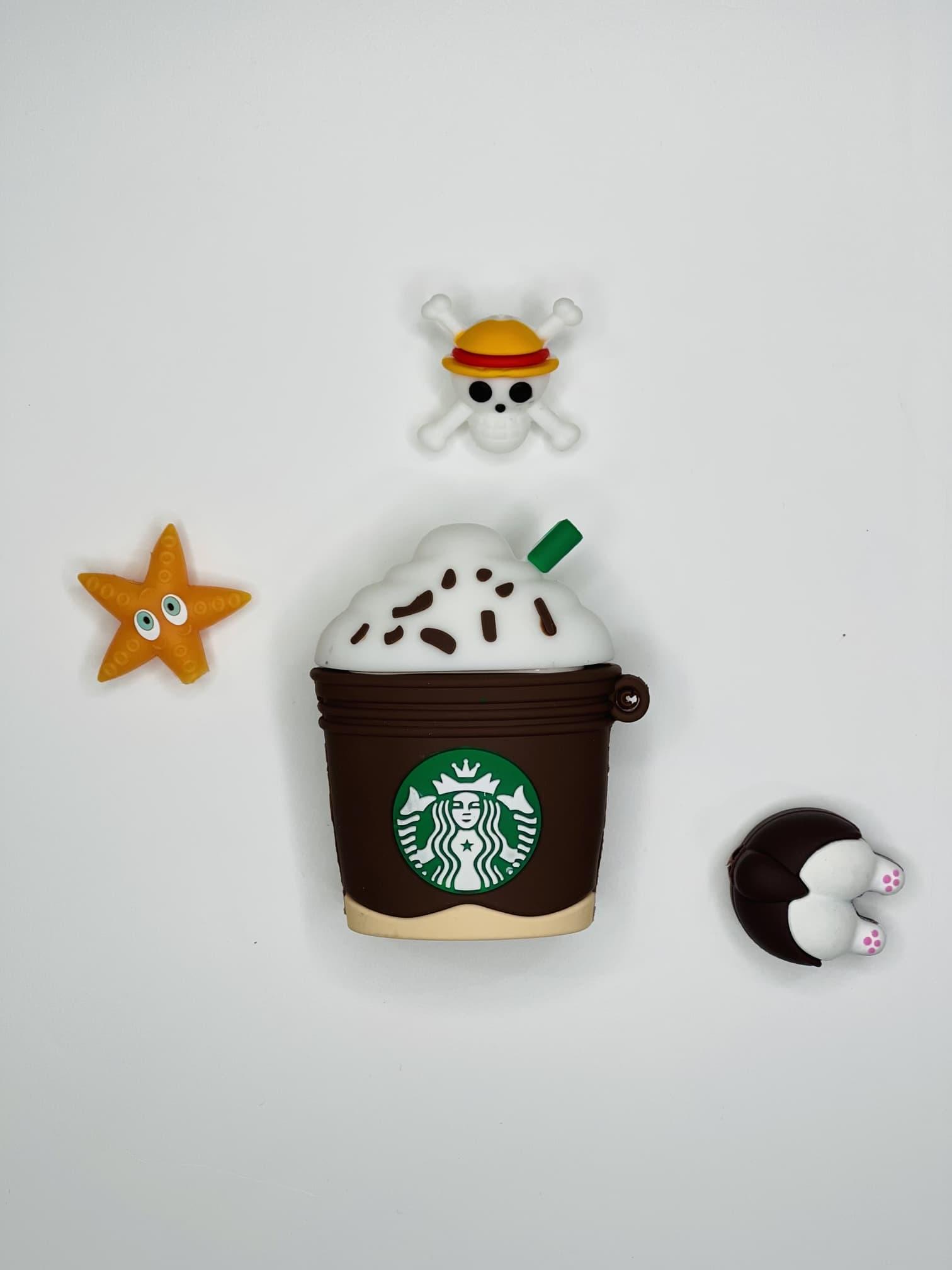 Starbucks Kahve Figürlü AirPods 2 Kılıfı