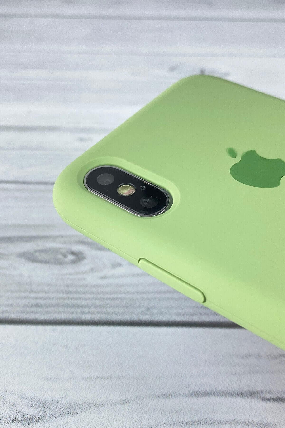 Iphone Fıstık Yeşili Lansman Kılıf X/Xs