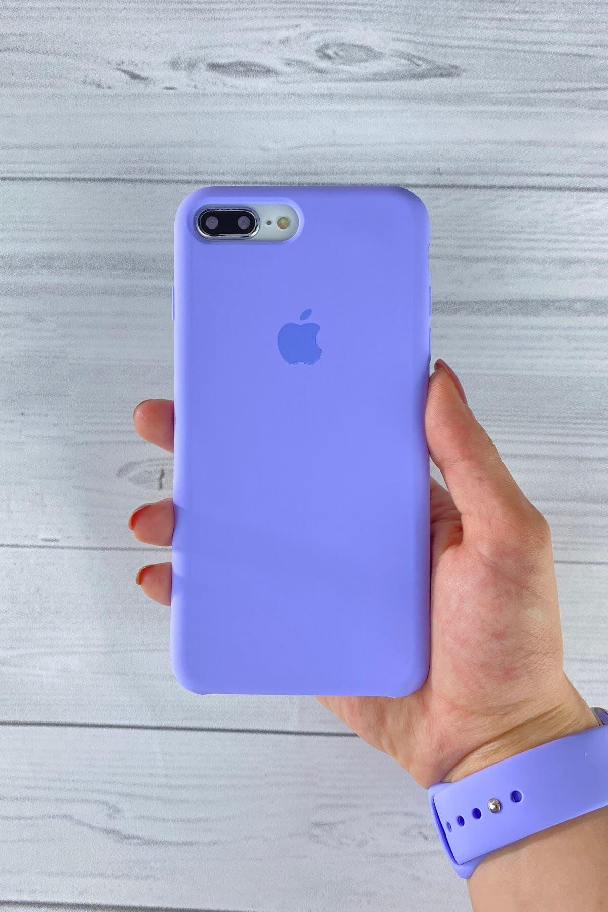Iphone Lila Lansman Kılıf 7 Plus/8 Plus