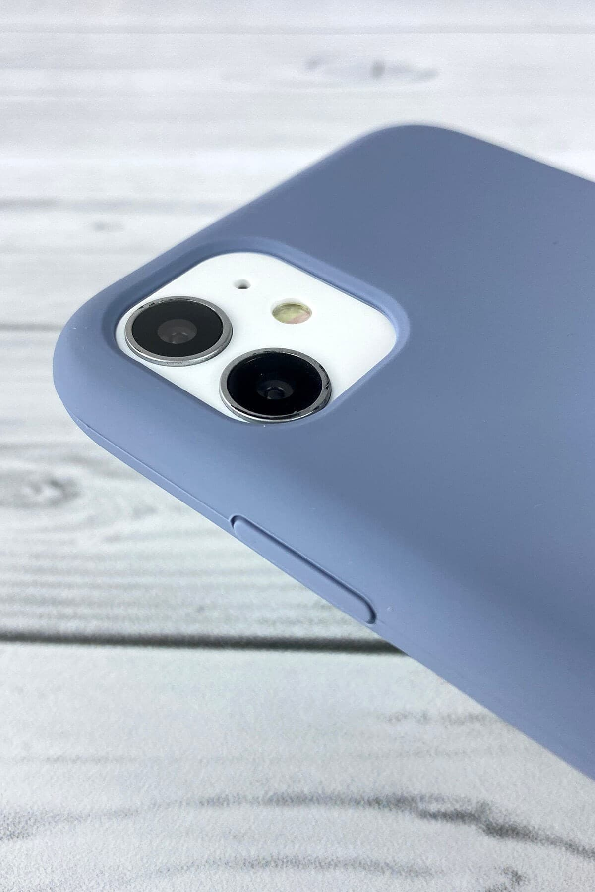 Iphone Lavanta Grisi Lansman Kılıf 11