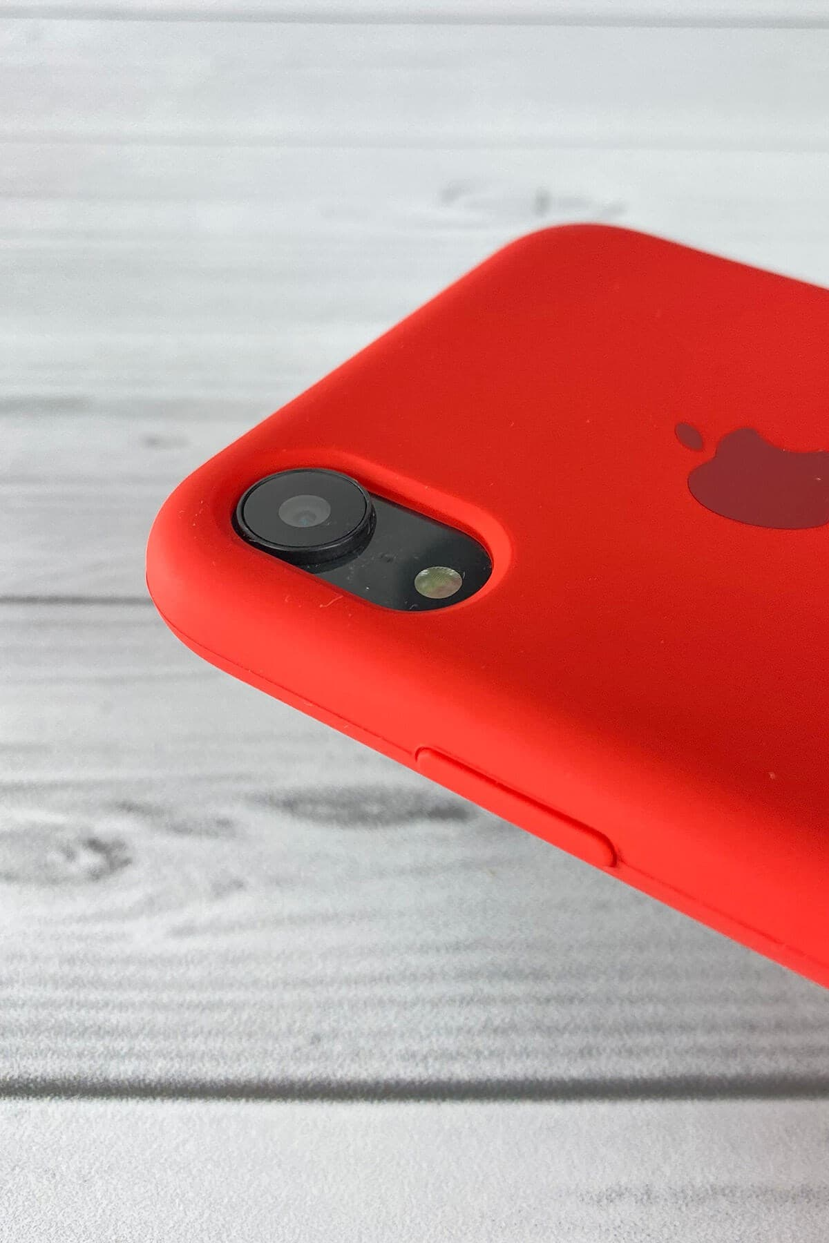 Iphone Kırmızı Lansman Kılıf Xr