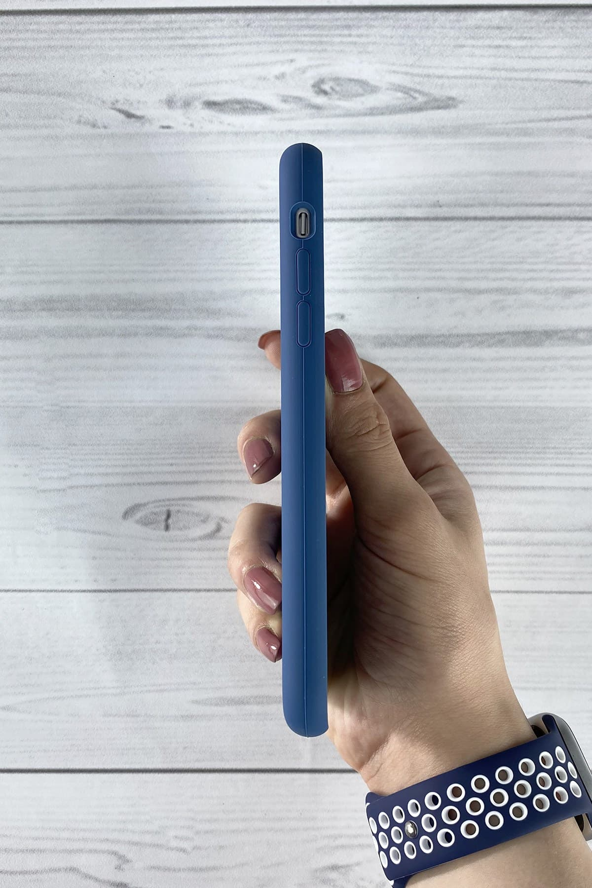 Iphone Lacivert Lansman Kılıf 11 Pro