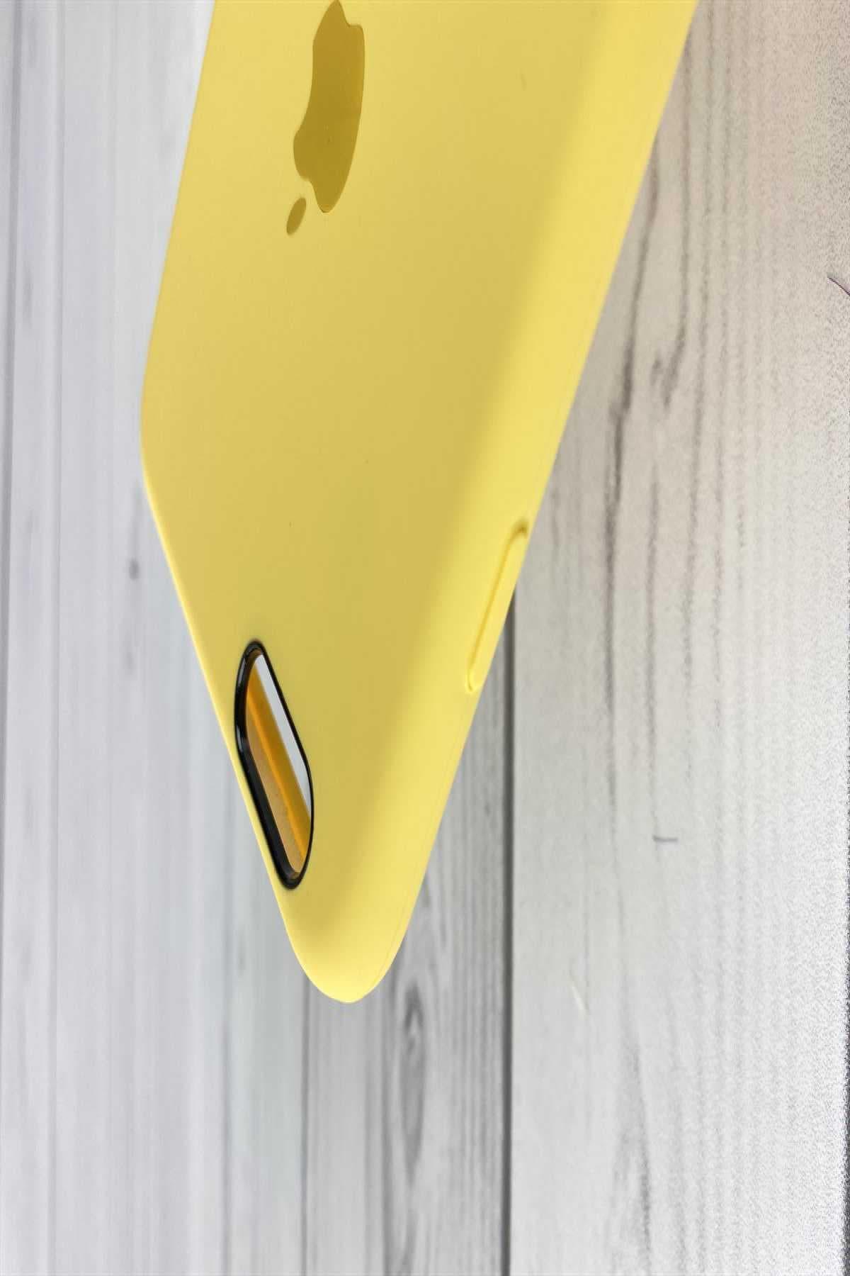 Iphone Sarı Lansman Kılıf 6/6s Plus