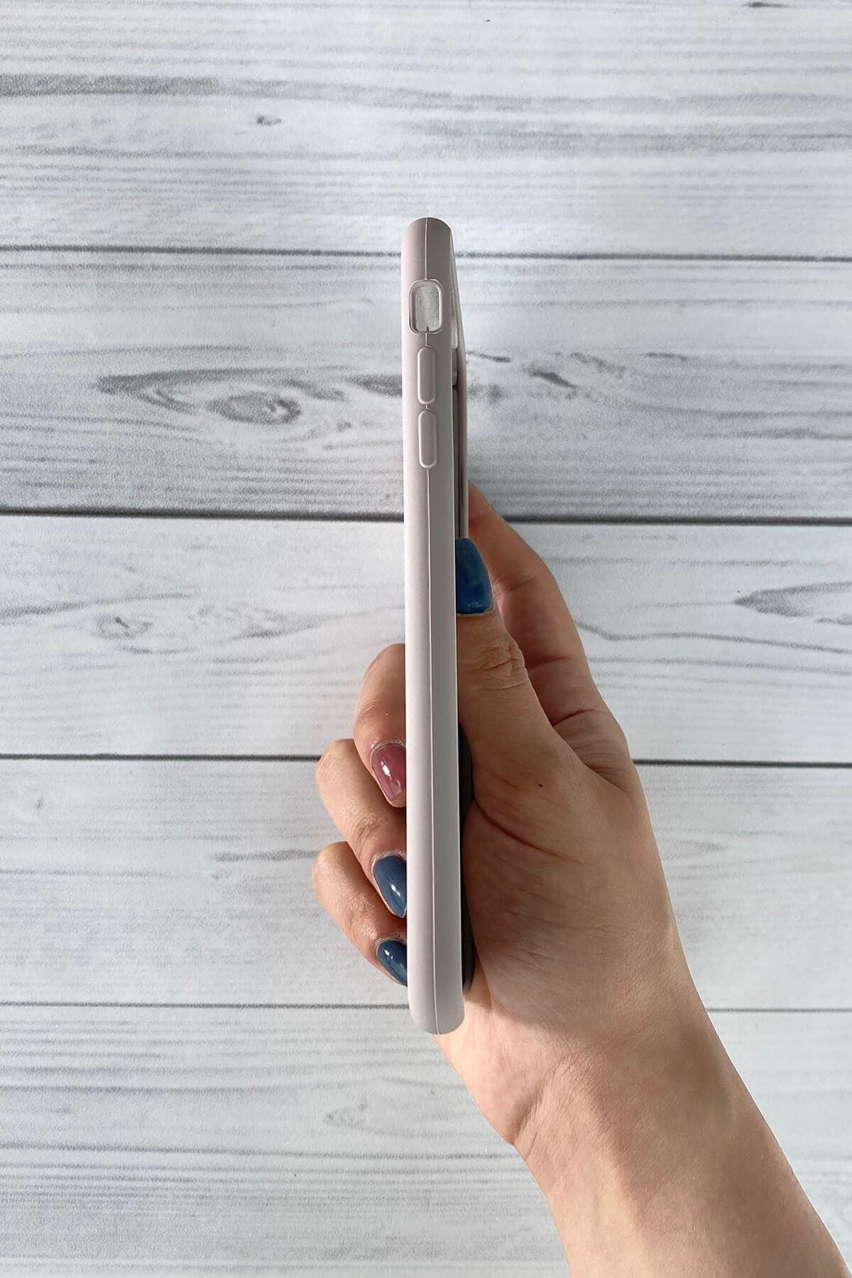 Iphone Gri Lansman Kılıf 6/6s Plus