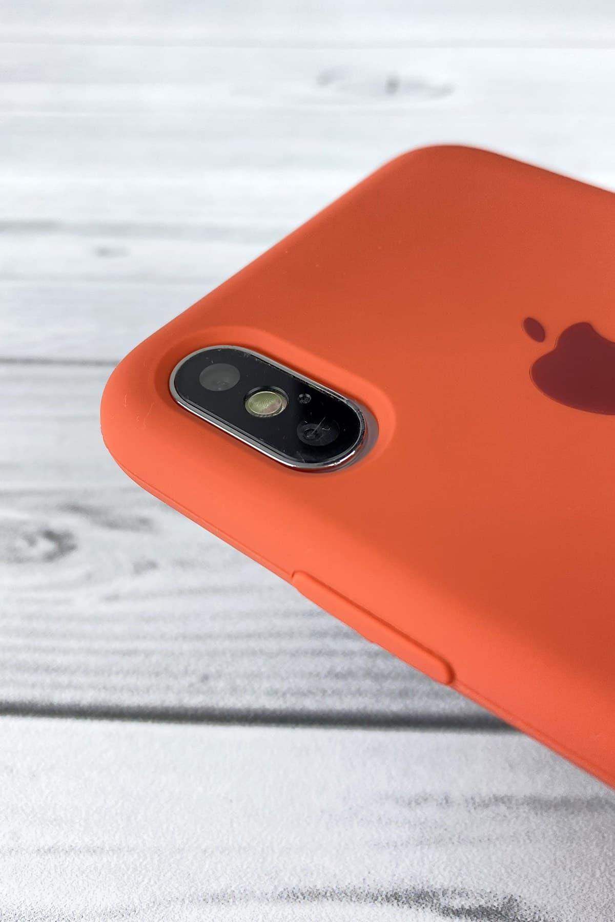 Iphone Turuncu Lansman Kılıf X/Xs