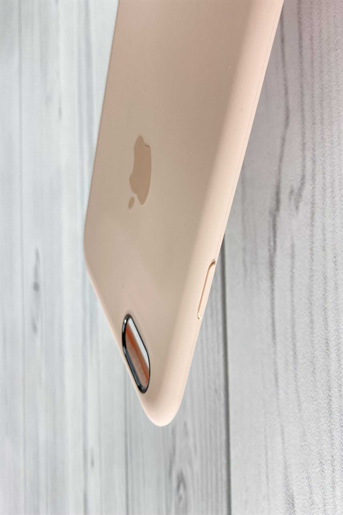 Iphone  Toz Pembe Lansman Kılıf 6/6s Plus