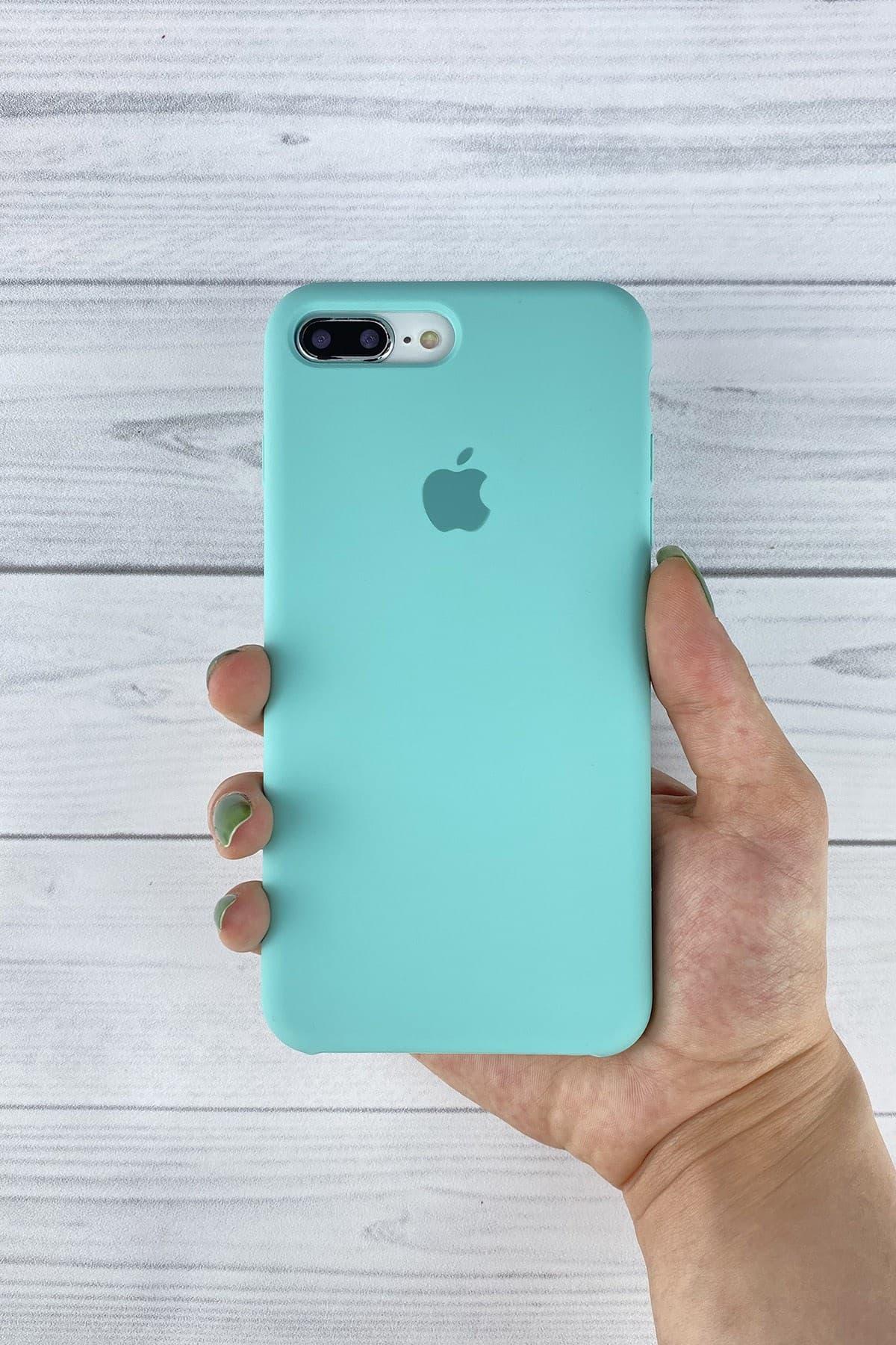 Iphone Turkuaz Lansman Kılıf 7 Plus/8 Plus