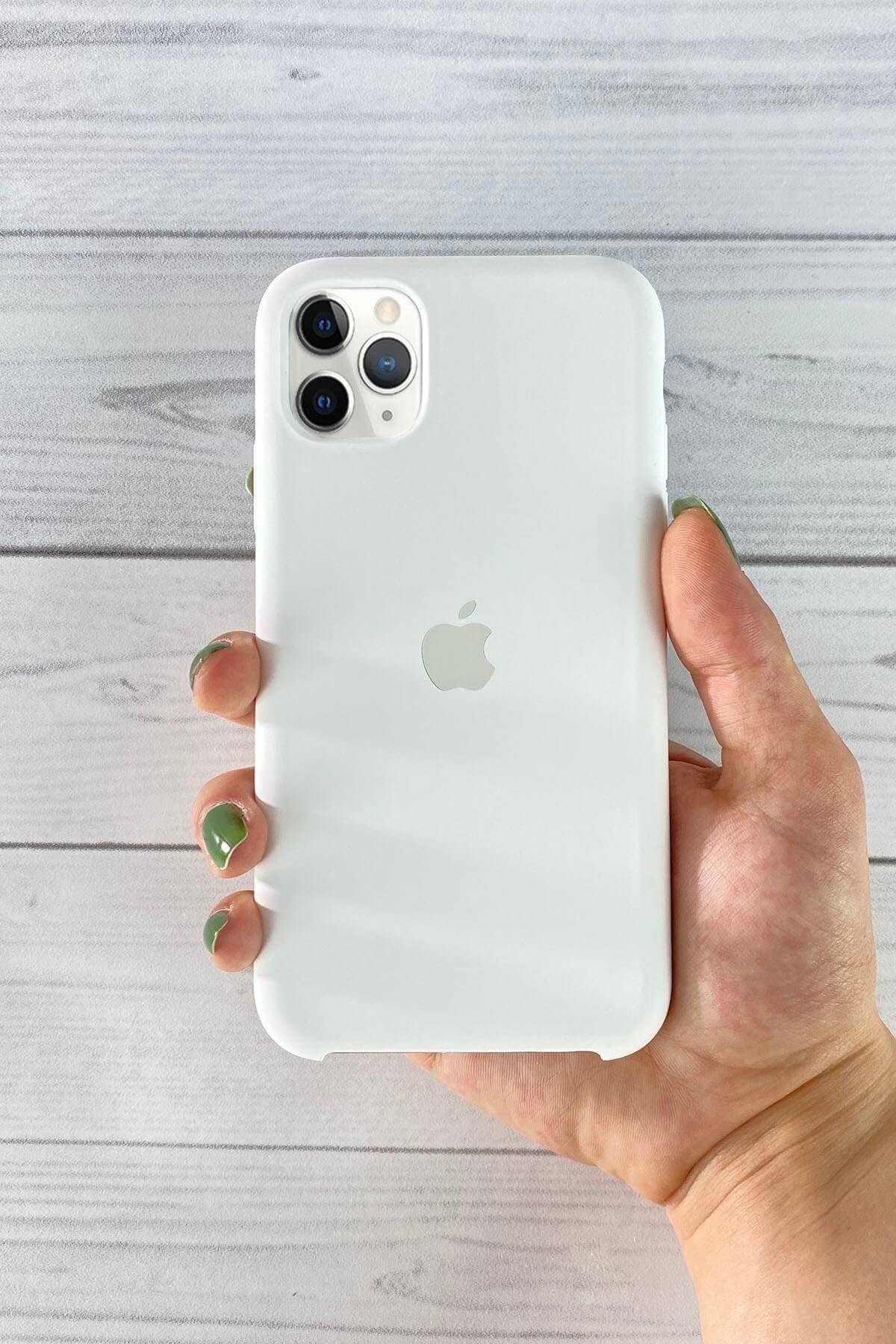 Iphone Beyaz Lansman Kılıf 11 Pro