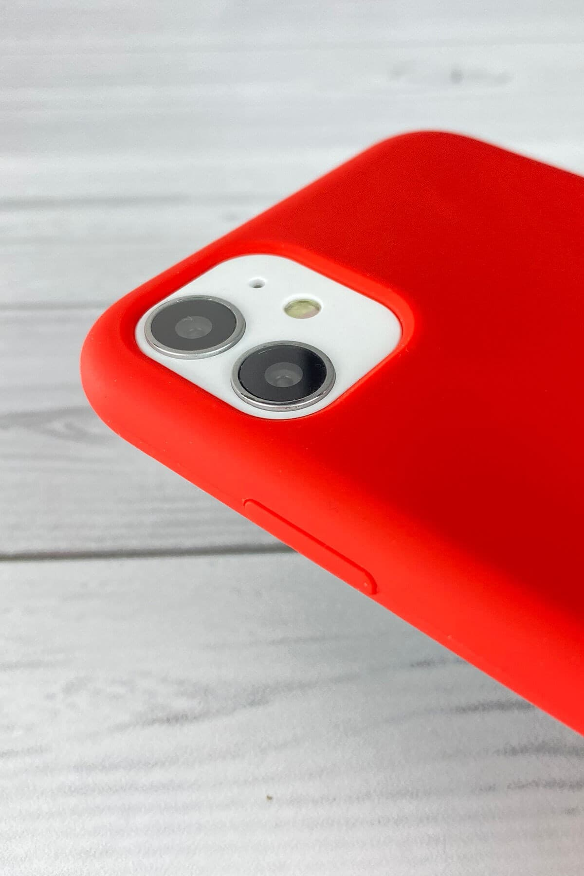 Iphone Kırmızı Lansman Kılıf 11