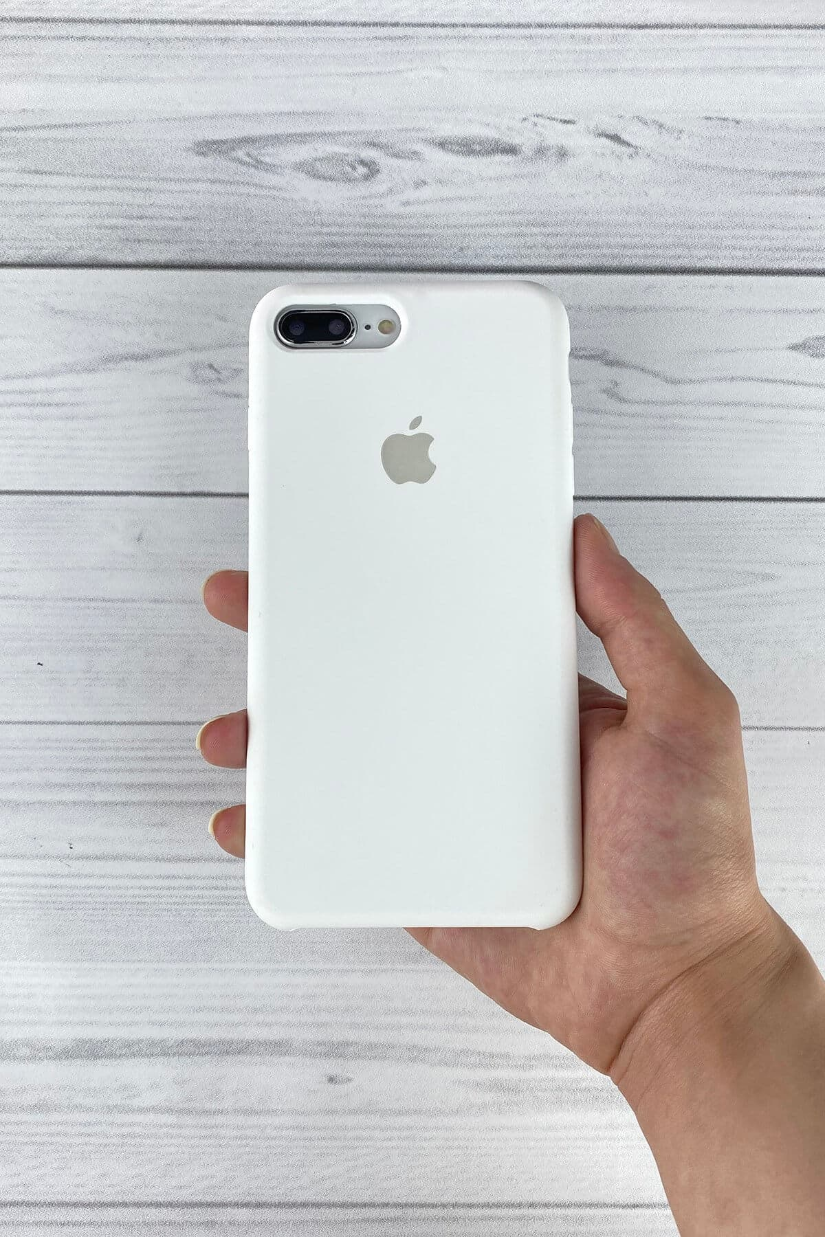 Iphone Beyaz Lansman Kılıf 7 Plus/8 Plus