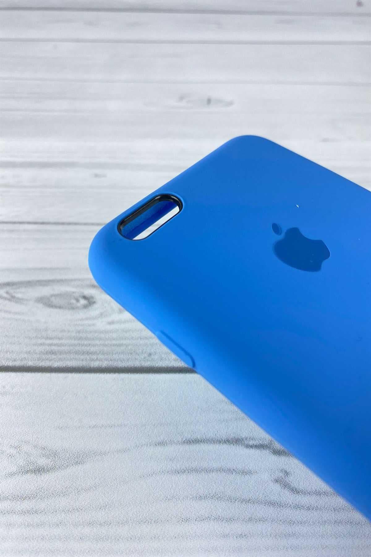 Iphone Mavi Lansman Kılıf 6/6s Plus