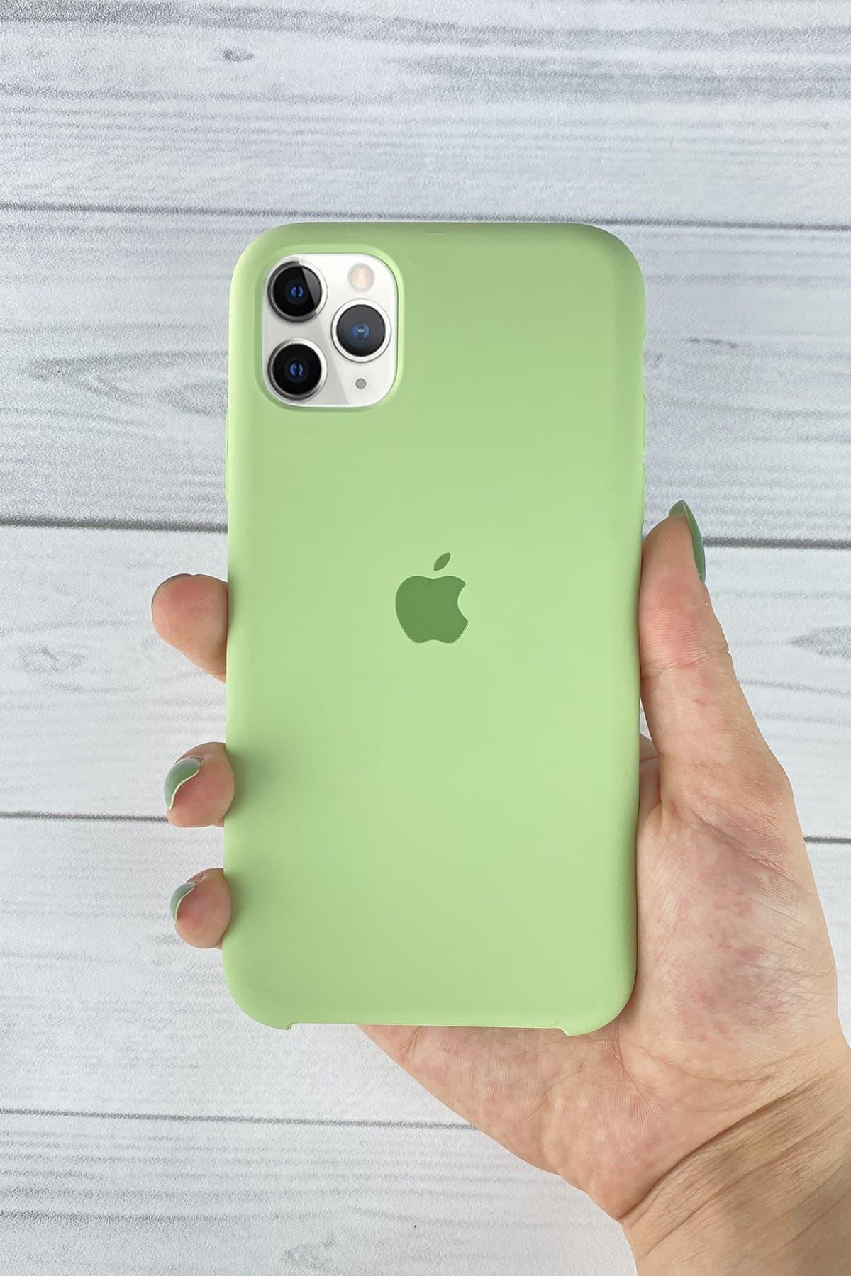 Iphone Fıstık Yeşili Lansman Kılıf 11 Pro