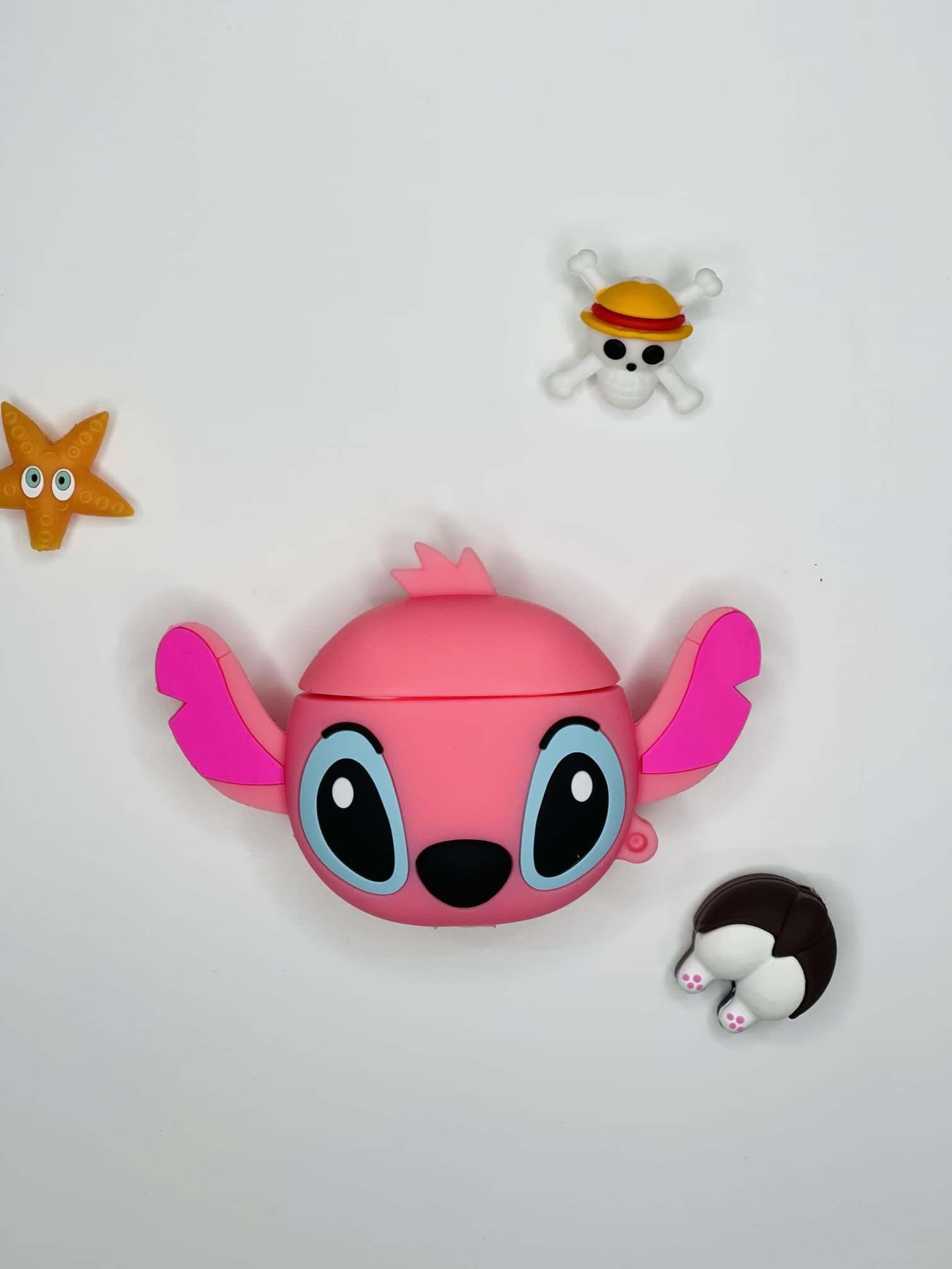 Stitch Figürlü AirPods 2 Kılıfı