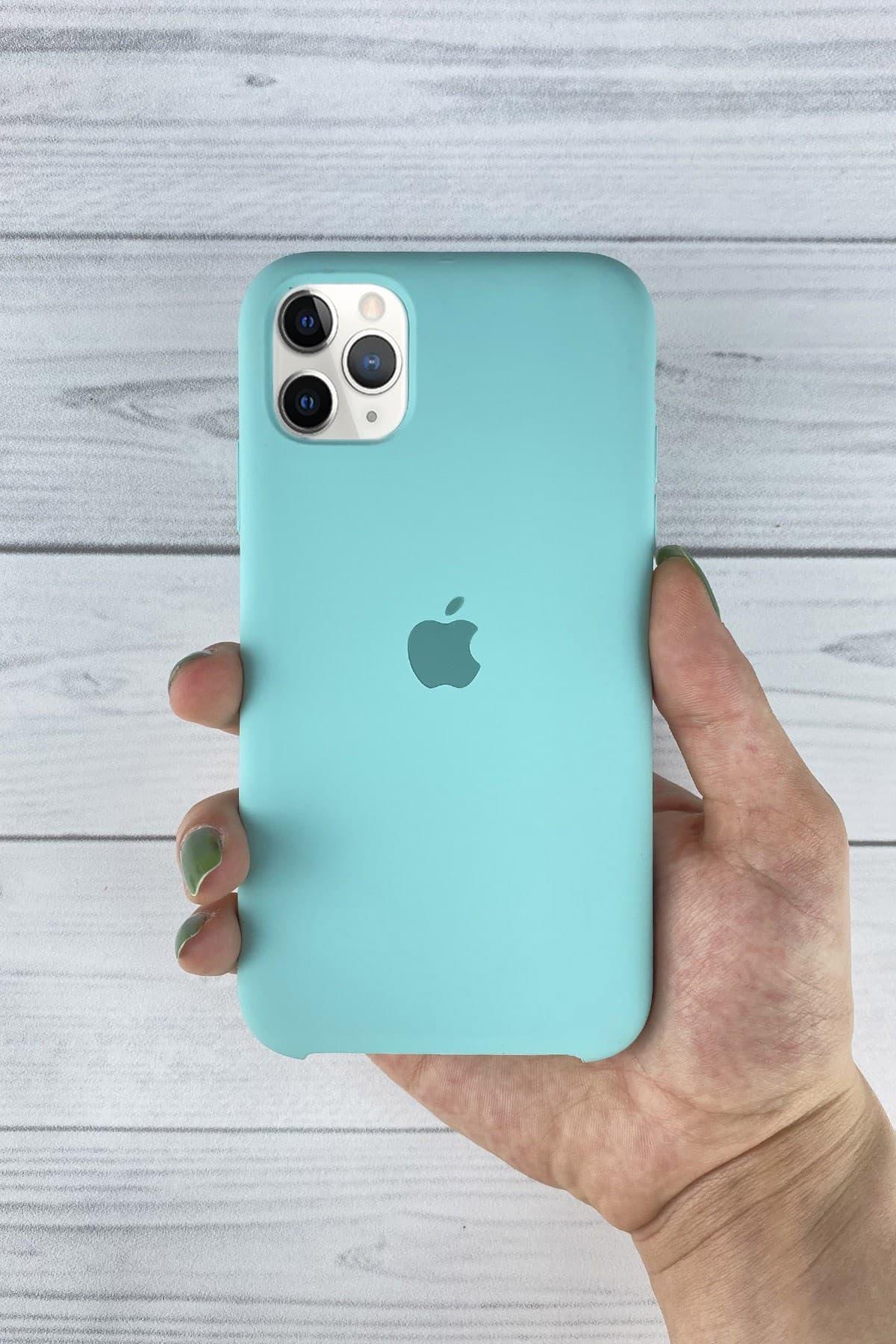 Iphone Turkuaz Lansman Kılıf 11 Pro