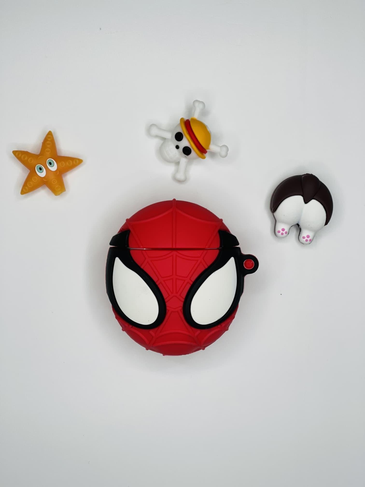 Spiderman Figürlü AirPods 2 Kılıfı